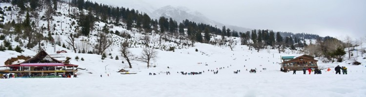 4 Nights &  5 Days Shimla –Manali
